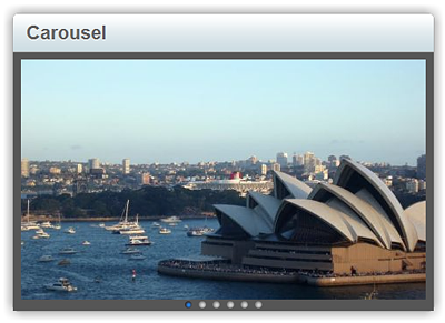 DHTMLX Touch - JavaScript Mobile Library - Carousel