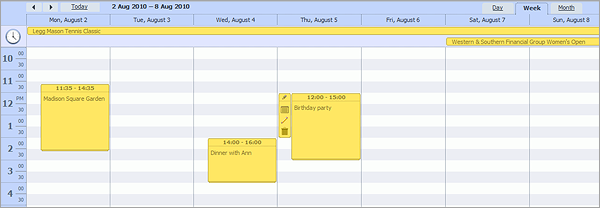 dhtmlxScheduler 3.0 - Multiday Events