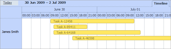 dhtmlxScheduler 3.0 - Multiline Header in Timeline View