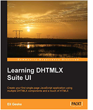 Learning DHTMLX Suite UI - Book