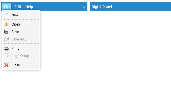menu-layout-web