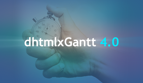 dhtmlxGantt 4.0