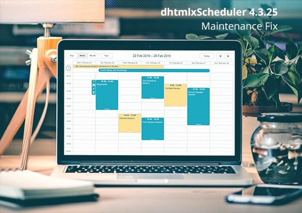 Scheduler fix