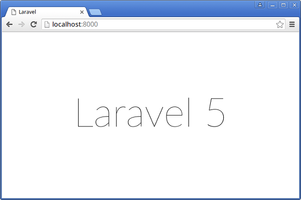 laravel 5 with grid