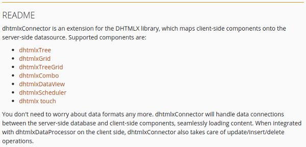 JavaScript Data Grid with Laravel 5 Usage Guide