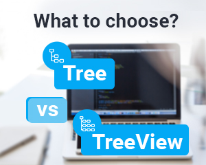 ja tree menu