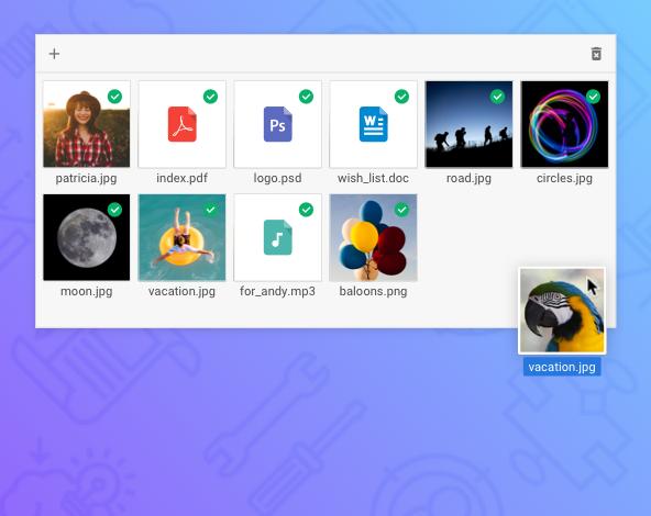 dhtmlxVault 3.0 major update