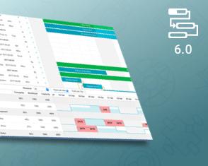 Gantt 6.0 major update