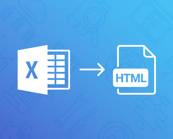 How to convert Excel file to HTML or JSON with DHTMLX open-source tool