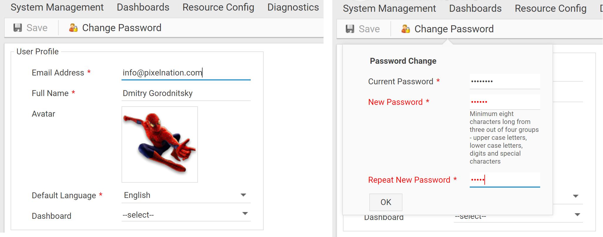 pixel-core-registration