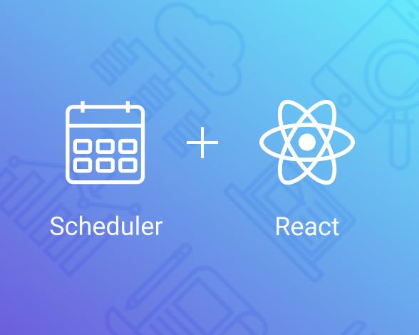 React Scheduling App