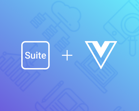 Suite UI components with Vue.js