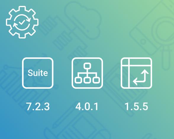 DHTMLX maintenance release - Suite, Diagram, Pivot
