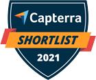 DHTMLX Capterra shortlist 2021