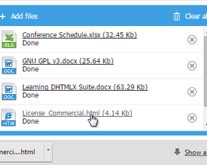 Dhtmlx suite learning ui pdf