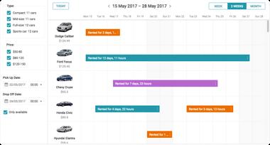 how to make a calendar in php mysql