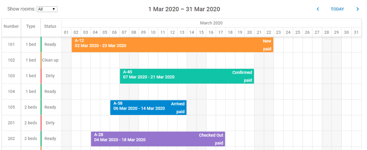Scheduler - Javascript event calendar - dhtmlxScheduler